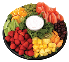 Fruit platter safeway